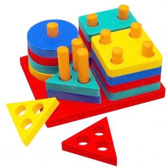 Игры для детей 1,5 лет