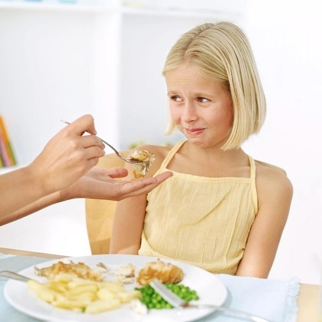 Ребенок плохо ест