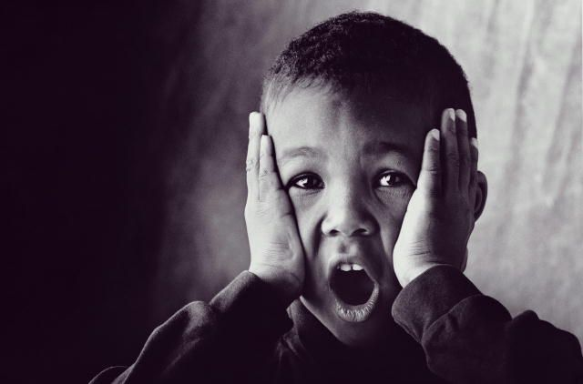 Детские страхи, как преодолеть страх