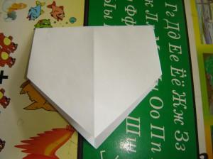 Оригами. Щенок.