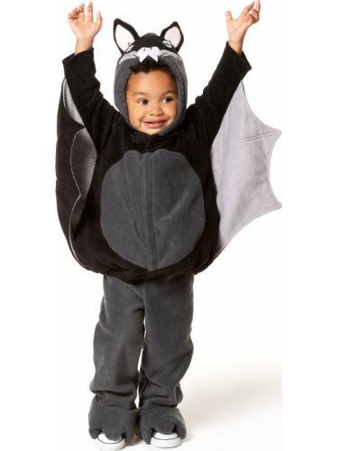 Новогодний костюм своими руками, новогодний костюм, костюм летучей мыши
