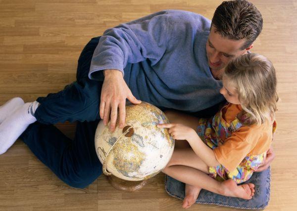 Роль отца в воспитании ребенка, как правильно воспитать ребенка