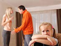 Конфликты в семье, воспитание детей, скандалы