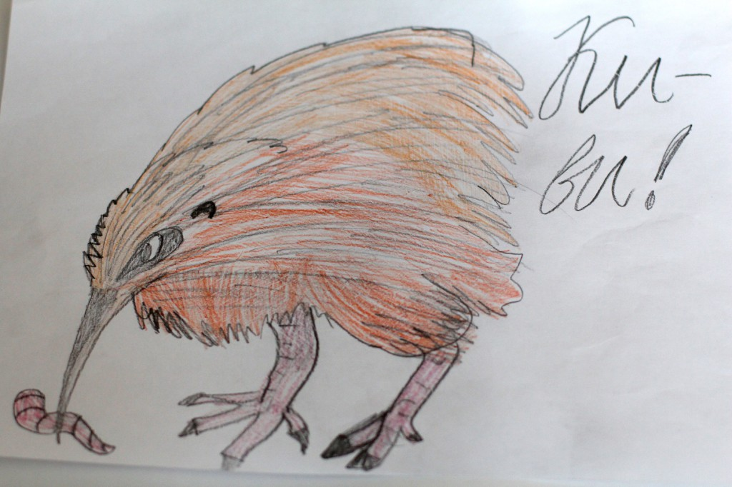 Детские рисунки птицы, смотреть детские рисунки