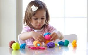 Пластилин для детей, ранее развитие детей, детский пластилин